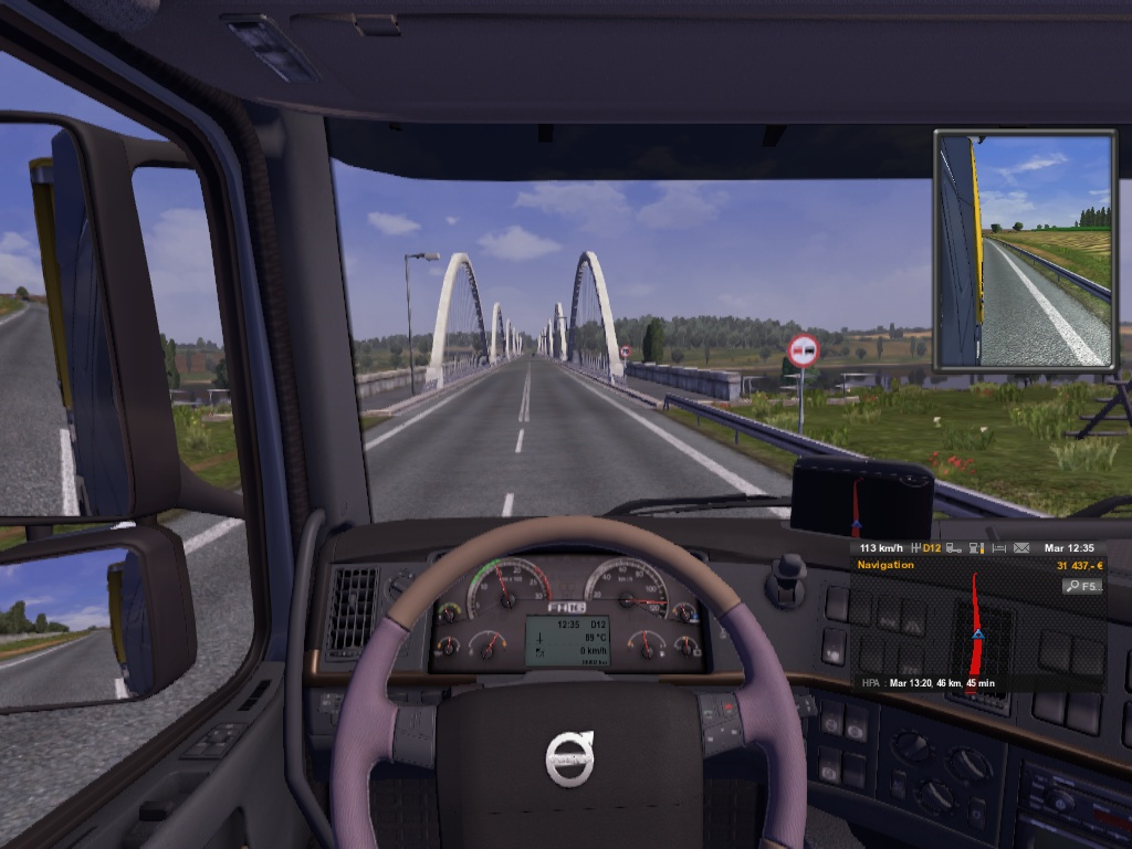 ETS2 - On the road 4 et extension Russie 126987ets200004