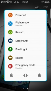 [ROM Custom] - Phronesis  [5.1.1] V6.5 - 05.05.2016 [Note 5 port] - Multi DPI 127331Screenshot20151105205439