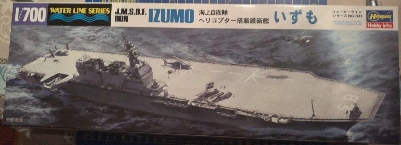 Izumo DDH-183 127446Izumo