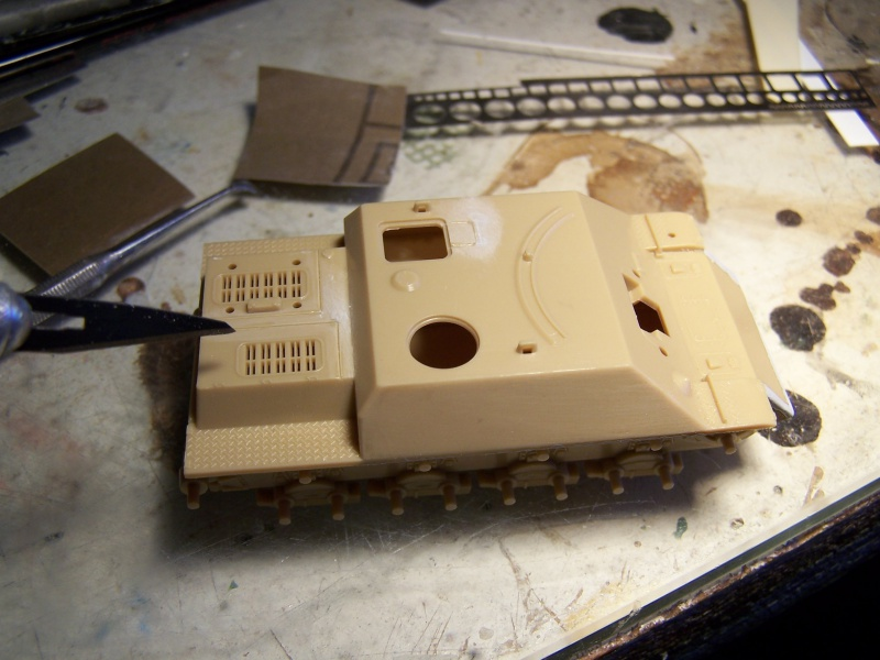 ( Esci 1/72) Jagdpanzer 4 L/70  (Terminé) 1281231005399