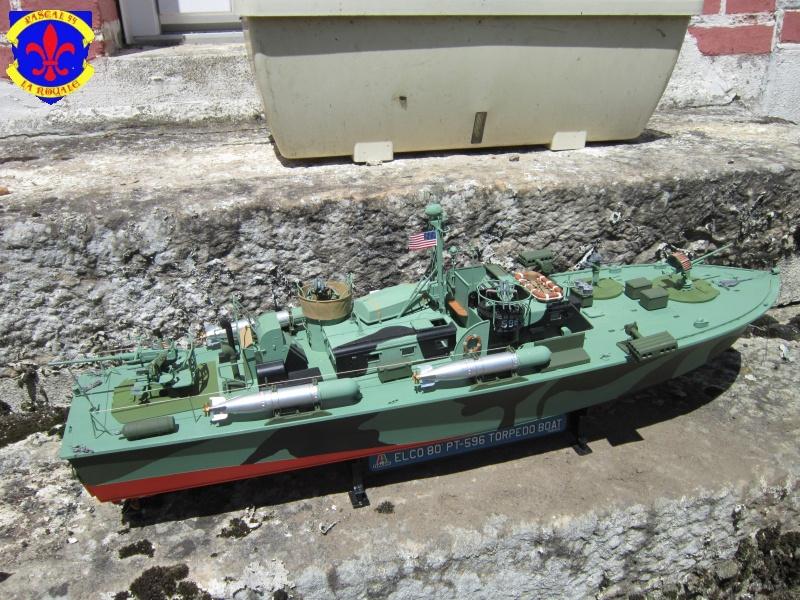 Elco 80 Torbedo boat par Pascal 94 128227IMG0938L
