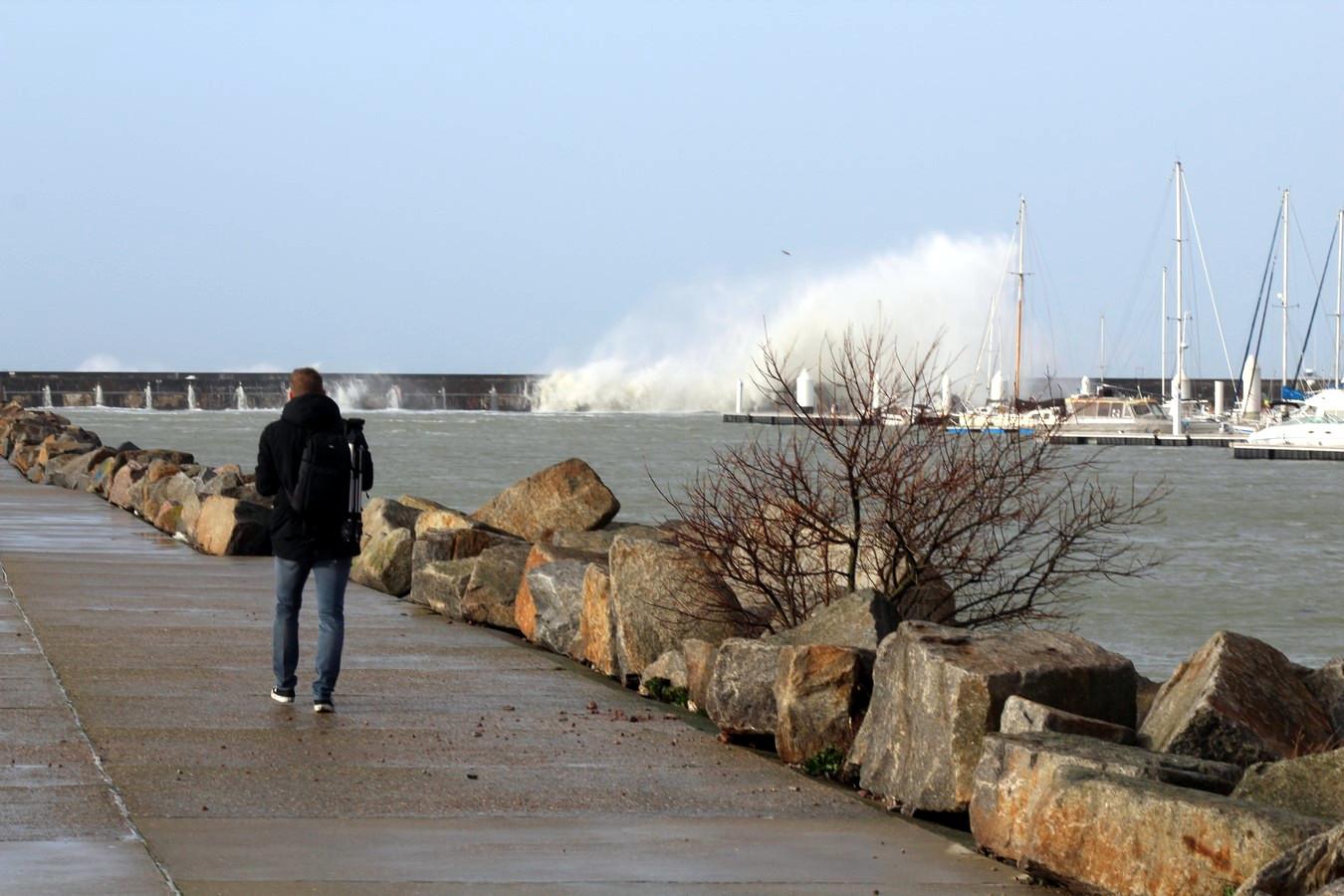 Tempête ELEANOR au Havre  03 01 2018 1283466329