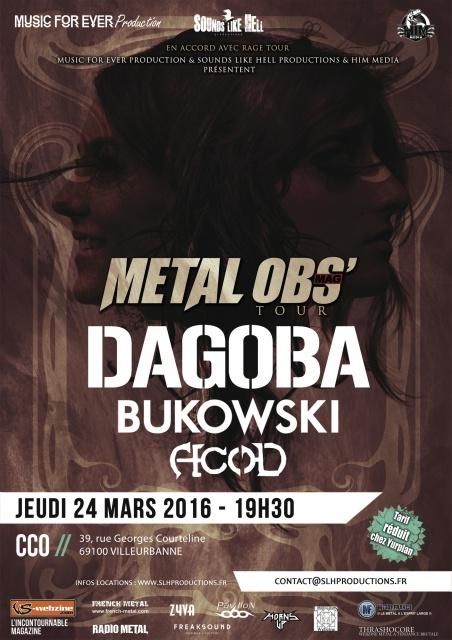24.3 DAGOBA - BUKOWSKI - ACOD @ Lyon (CCO) 129201Dagoba