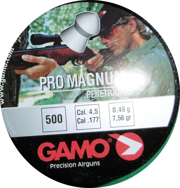 Tests plombs avec carabine Gamo Replay 129219P1000088