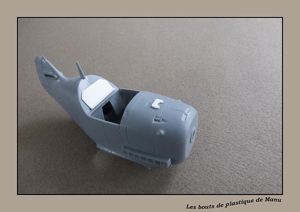 tiger - Bf 109 Tiger Model egg plane-FINI ! 1295196508