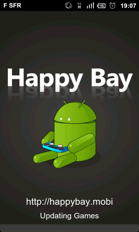 [JEUX] HAPPY BAY: une application permettant de rejouer aux jeux de SNES,NEOGEO... [Gratuit] 129534shot000002
