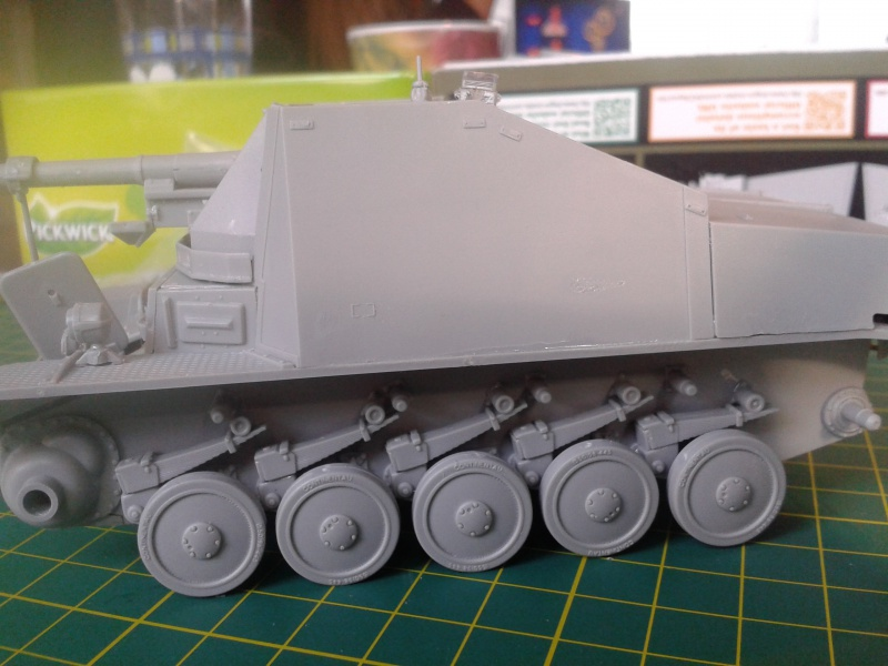 Sd.kfz 131 Marder 2 Dragon 1/35 12959320150910170747