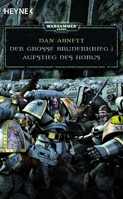 L'Ascension d'Horus de Dan Abnett, l'Hérésie d'Horus Tome 1 129856Horusgerman