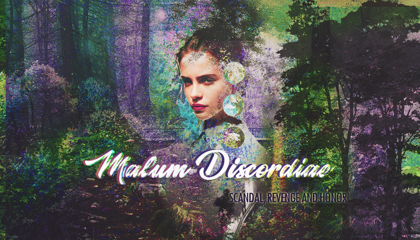 ⱴ MALUM DISCORDIAE.