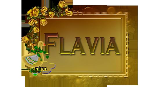Nombres con F 1304372Flavia