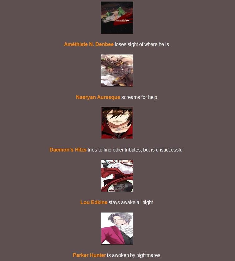 Quederla's Hunger Games 130476Night13