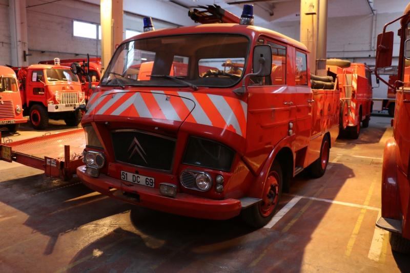 Des camions à gogo....Musée des sapeurs pompiers de Lyon 131212IMG6521
