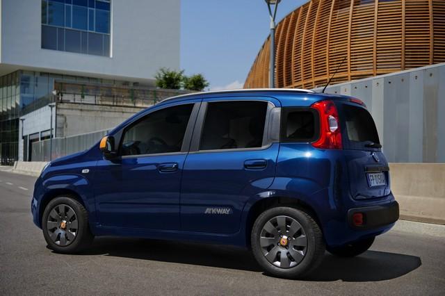 Commercialisation de la nouvelle Fiat Panda K-Way® 131542FiatPandaKWay7