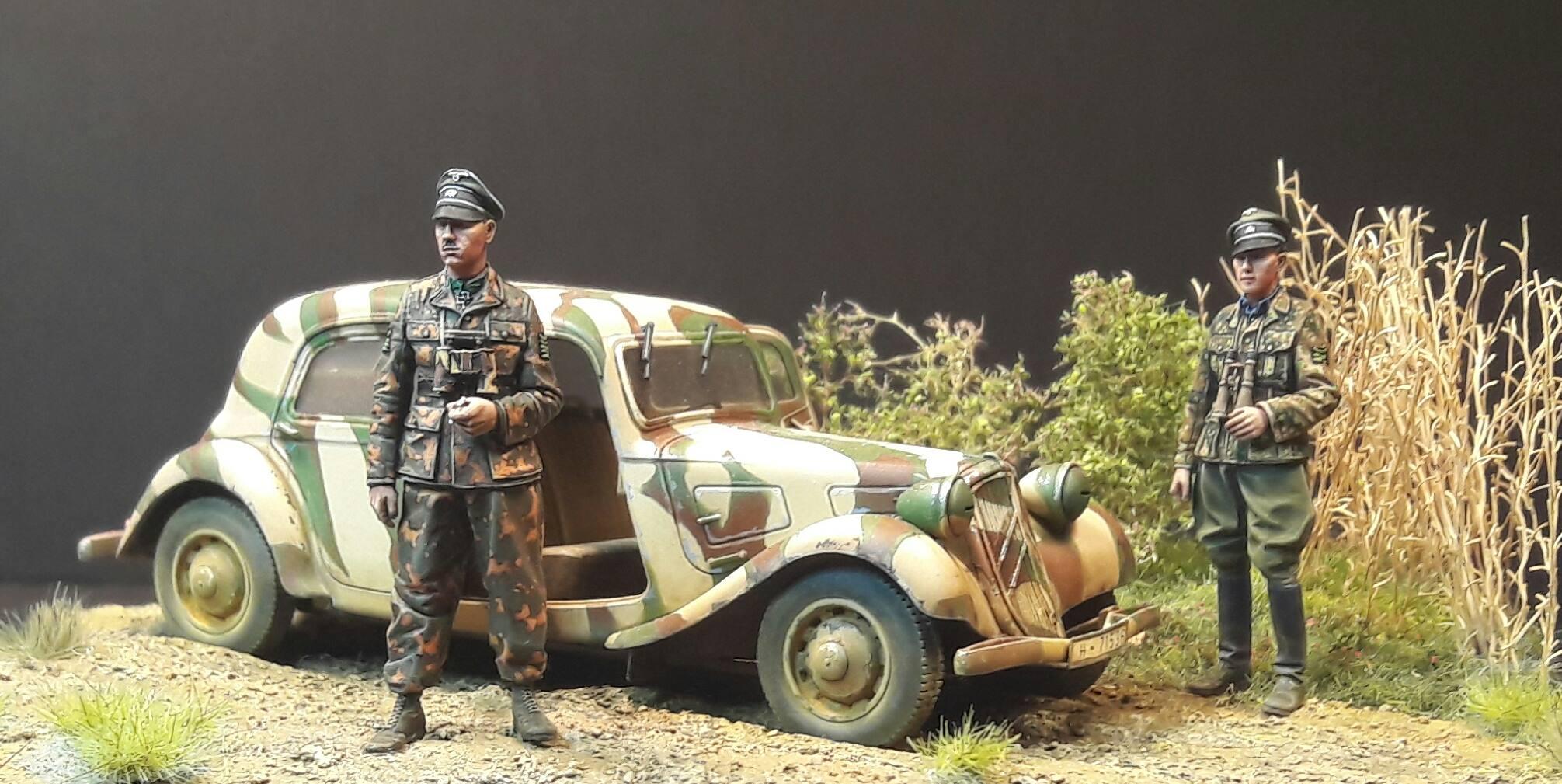 """""""Rosenrot"""" Normandie 1944 131599204649611021195564154093091403706o"""