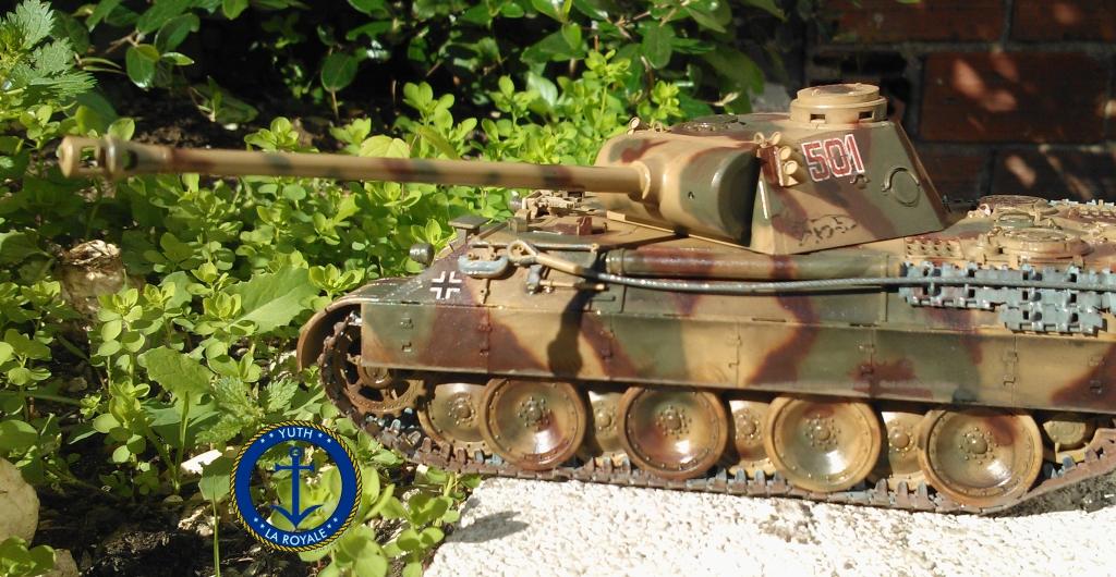 Panzerkampfwagen Panzer V Panther Ausf D. 132643panther44