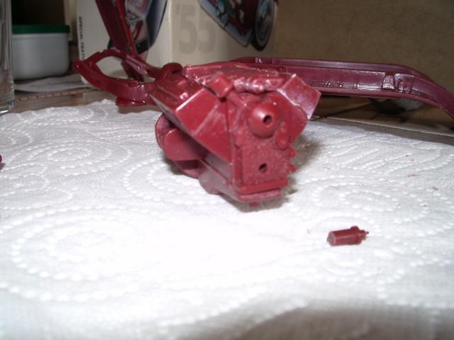 ford thunderbird 1955 au 1/16 de chez amt  1332165704
