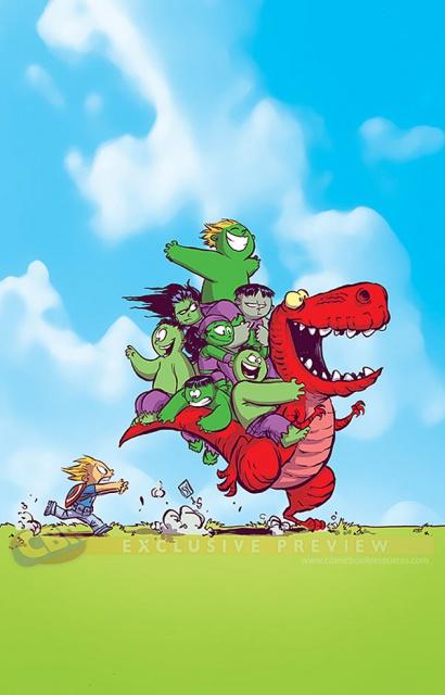 [Comics] Skottie Young, un dessineux que j'adore! - Page 2 133223PLANETHULK2015001YOUNGVARe1db0