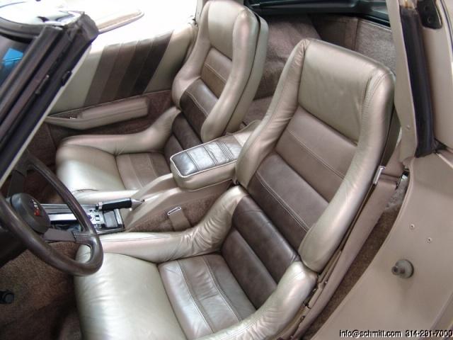 chevrolet corvette 1982 edition collector monogram au 1/8 13329240489530