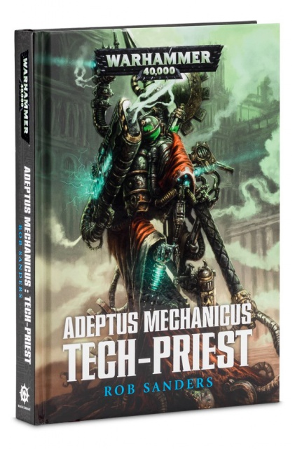 Adeptus Mechanicus: Tech-Priest de Rob Sanders 133672TechpriestSTDEdition
