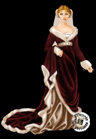 [RP] Mariage de Pline & Héloïse Victoire 134025F63helo1