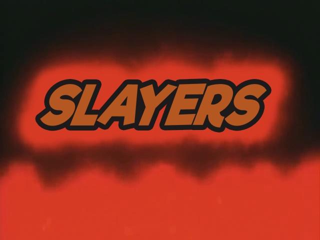 Reproduction des logos titres en caractères occidentaux 134695Slayers