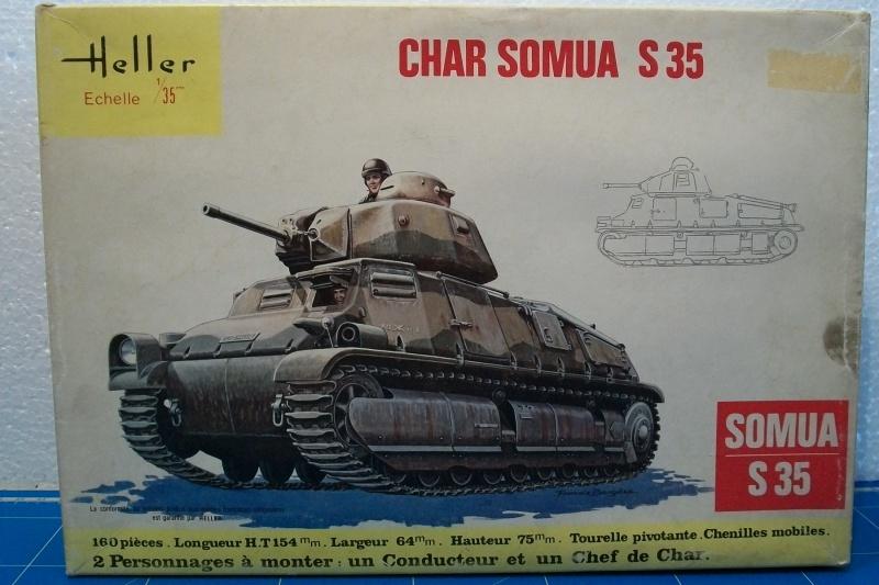 Somua S-35 (Réf. L793) 1/35 134698S35000