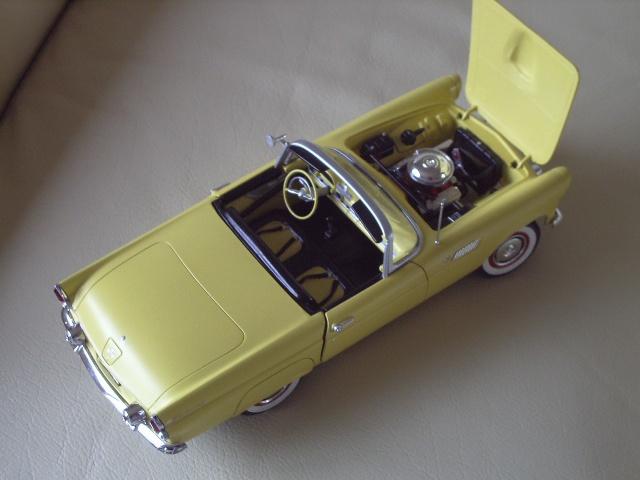 ford thunderbird 1955 au 1/16 de chez amt  1347644833