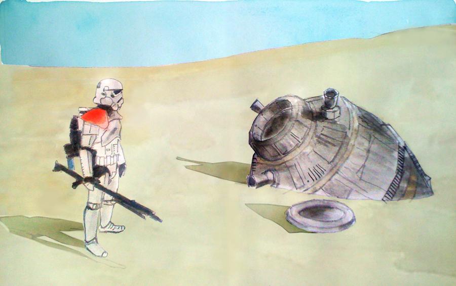 Aquarelles Star Wars - Page 5 135006IMG1933x