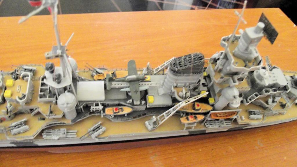 Prinz Eugen Trumpeter au 1x350 avec PE 135093PrinzEugen1x35057