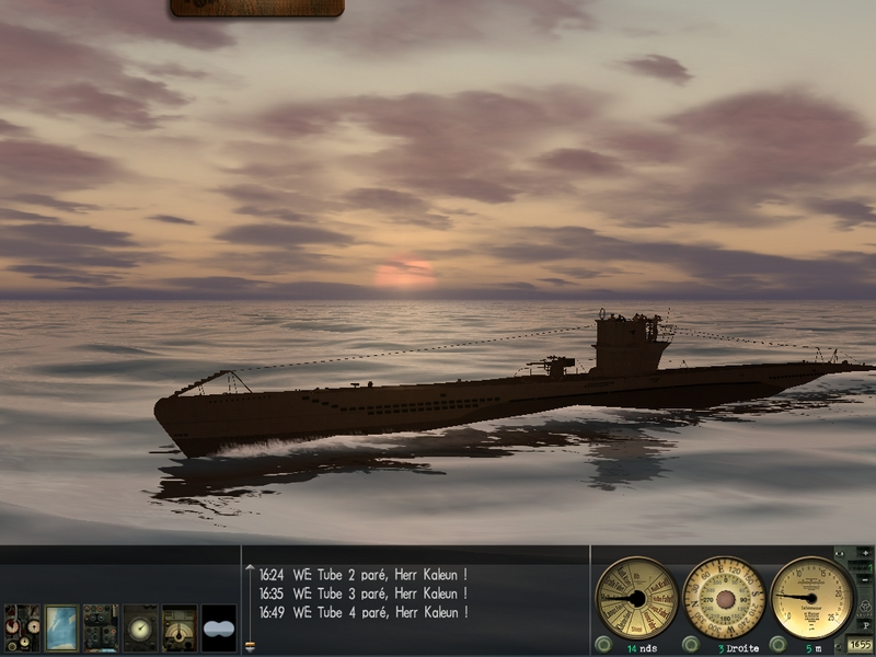 Silent Hunter III : rapports de patrouille. 135398Patr33