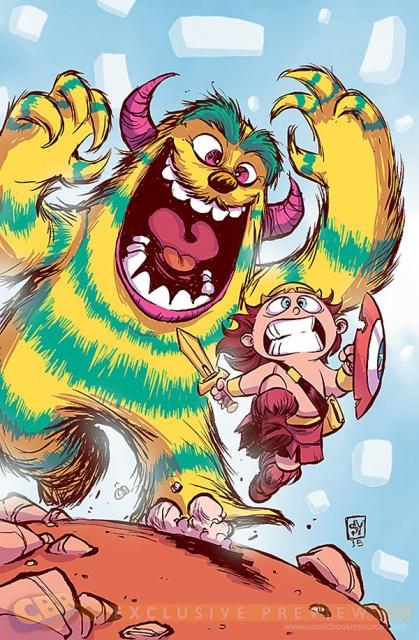 [Comics] Skottie Young, un dessineux que j'adore! - Page 2 135544WEIRDW2015001YOUNGVAR43a04
