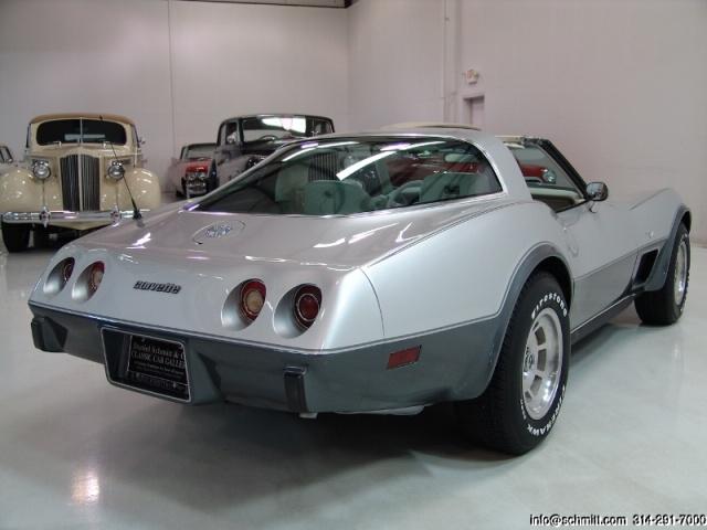 chevrolet corvette 25 th anniversary de 1978 au 1/16 - Page 2 135579corvette197825thanniversary5