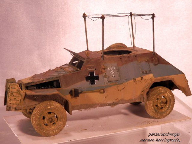 panzerspahwagen(Marmon-Herrington(e)IBG model 1/35 135637PC260012