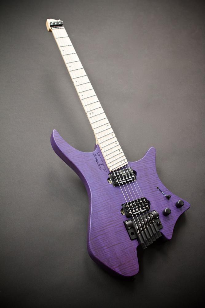 Ah les Suédoises..... Strandberg Boden OS6 Trans purple 136017123