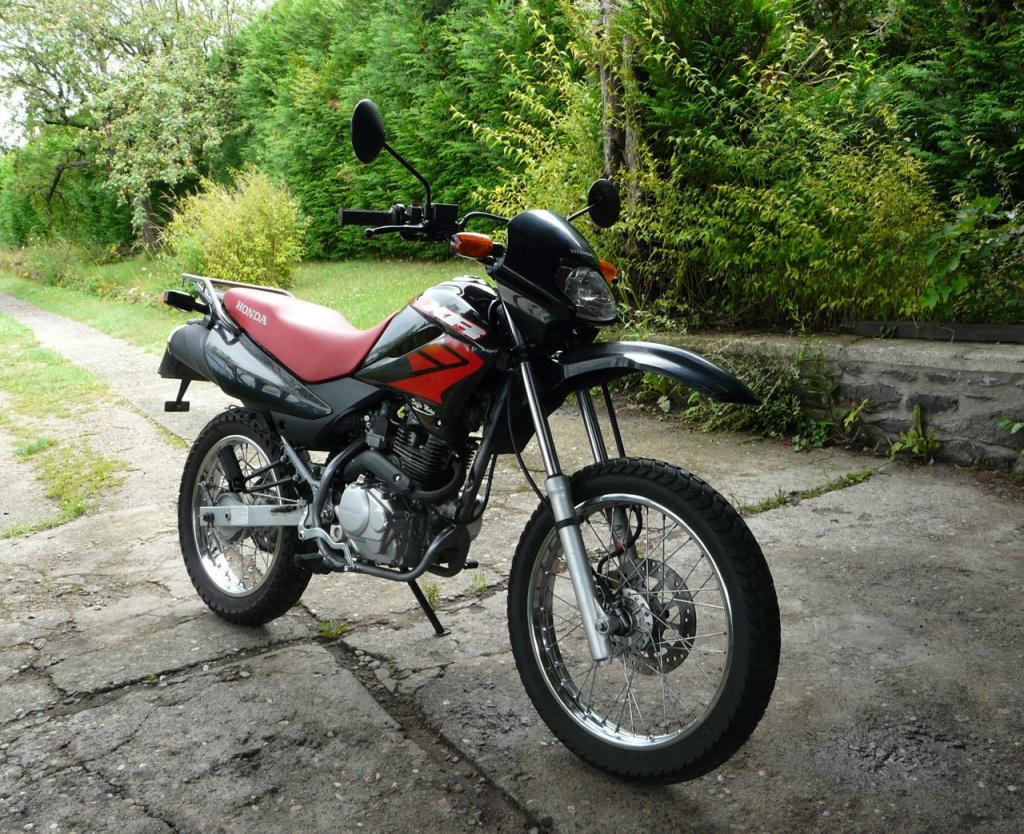 [Vendue] Honda 125 XR-L 136273P1130039