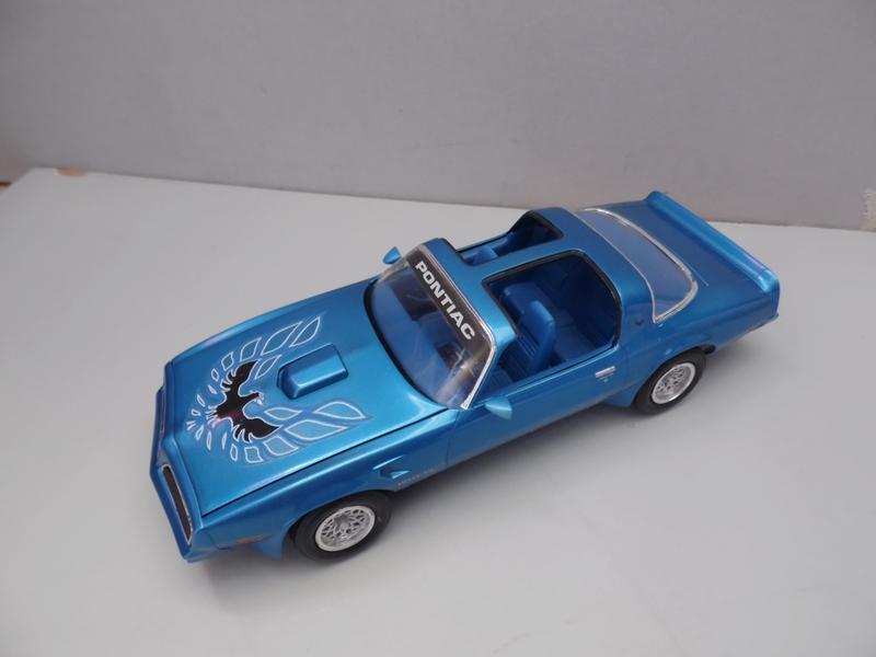 Pontiac Trans-am '78 -1000 jours- 136431SAM7140