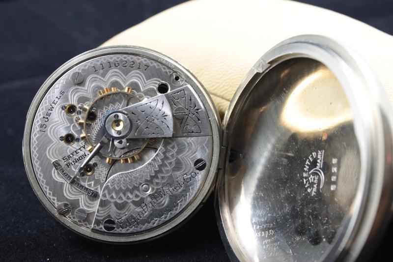 L'histoire des manufactures américaines ...A la conquête de l'Ouest Horloger 136837IMG7175