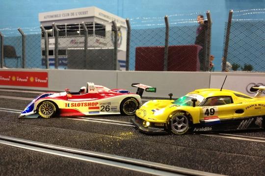 """24 heures du Mans """"Oxigen"""" en ... Angleterre 137403ox2013007"""
