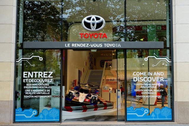 Nouvelle Exposition Sur La Mobilité Durable Au Rendez-Vous Totota 137477751