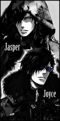Jasper/Joyce Heathen