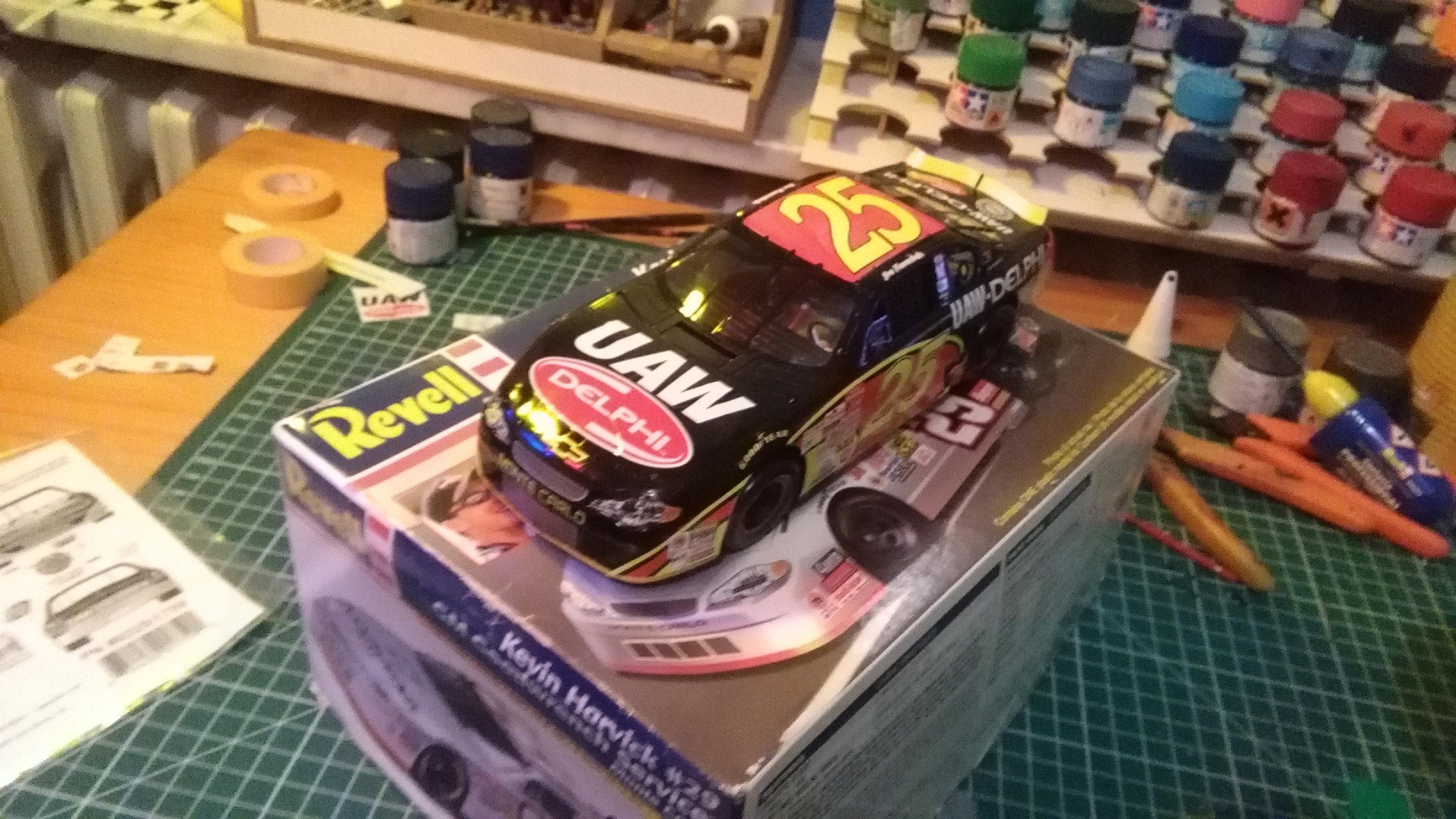 Chevy Monte-Carlo 2002 #25 Joe Nemechek UAW-Delphi  137687IMG20180104223409