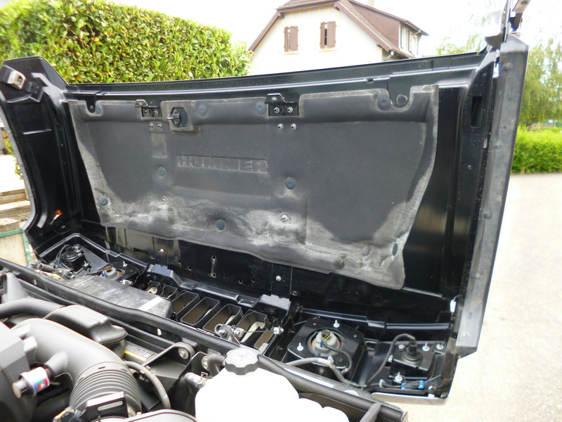HUMMER H2 V8 6,2L Luxury 2008  (RUN) 138833P1040102