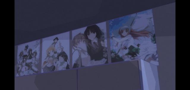 [2.0] Caméos et clins d'oeil dans les anime et mangas!  - Page 8 139095HorribleSubsSaekano011080pmkvsnapshot024920150118212448