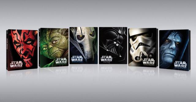 [Lucasfilm] Star Wars - les six premiers films (1977-2005) - Page 3 139139w12
