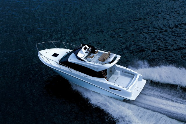 Toyota lance un nouveau bateau de plaisance, le Ponam-31 139317201410100102