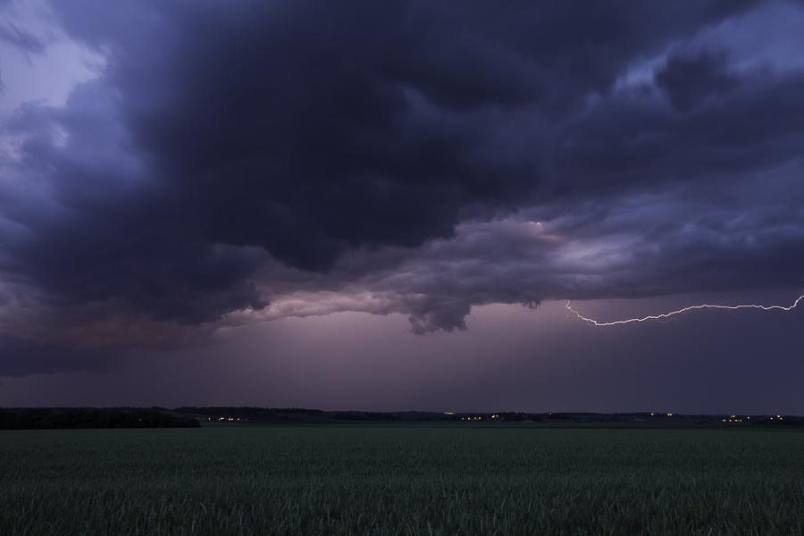 Instabilité et orages de l'année 2017. 140167IMG4344
