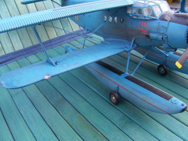 Pantouflard soviétique : l'Antonov AN-2V 1402171083677