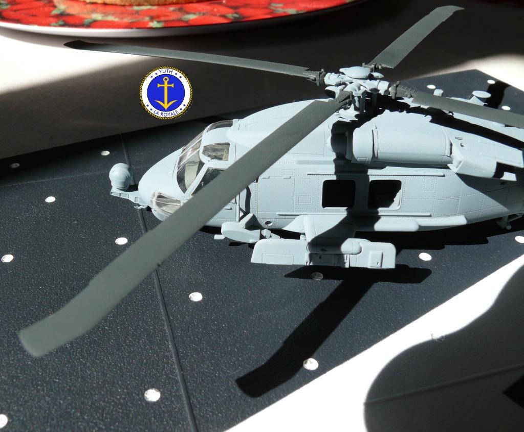 HH-60H RESCUE HAWK 140266HH6011