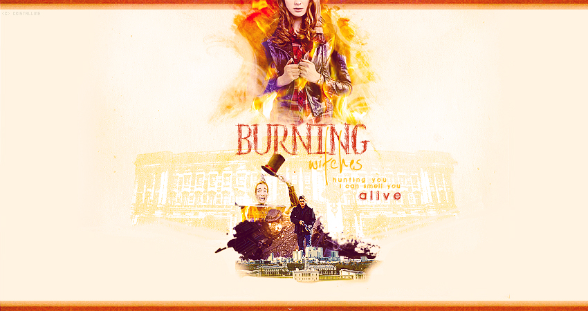 BURNING WITCHES