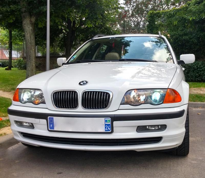 Ma nouvelle acquisition une BMW 320iA Touring - Page 2 14083020140730191250HDR